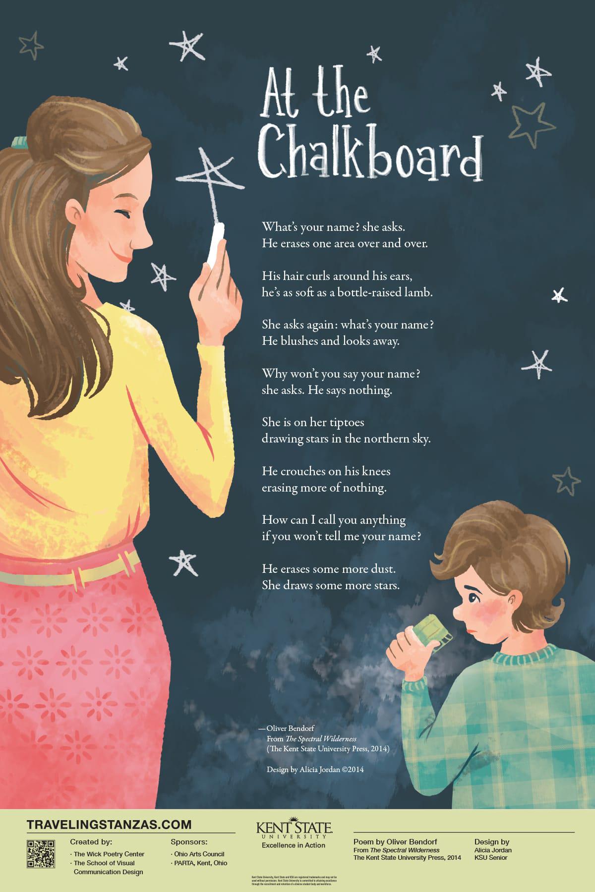 AtTheChalkboard-Bendorf-Poster