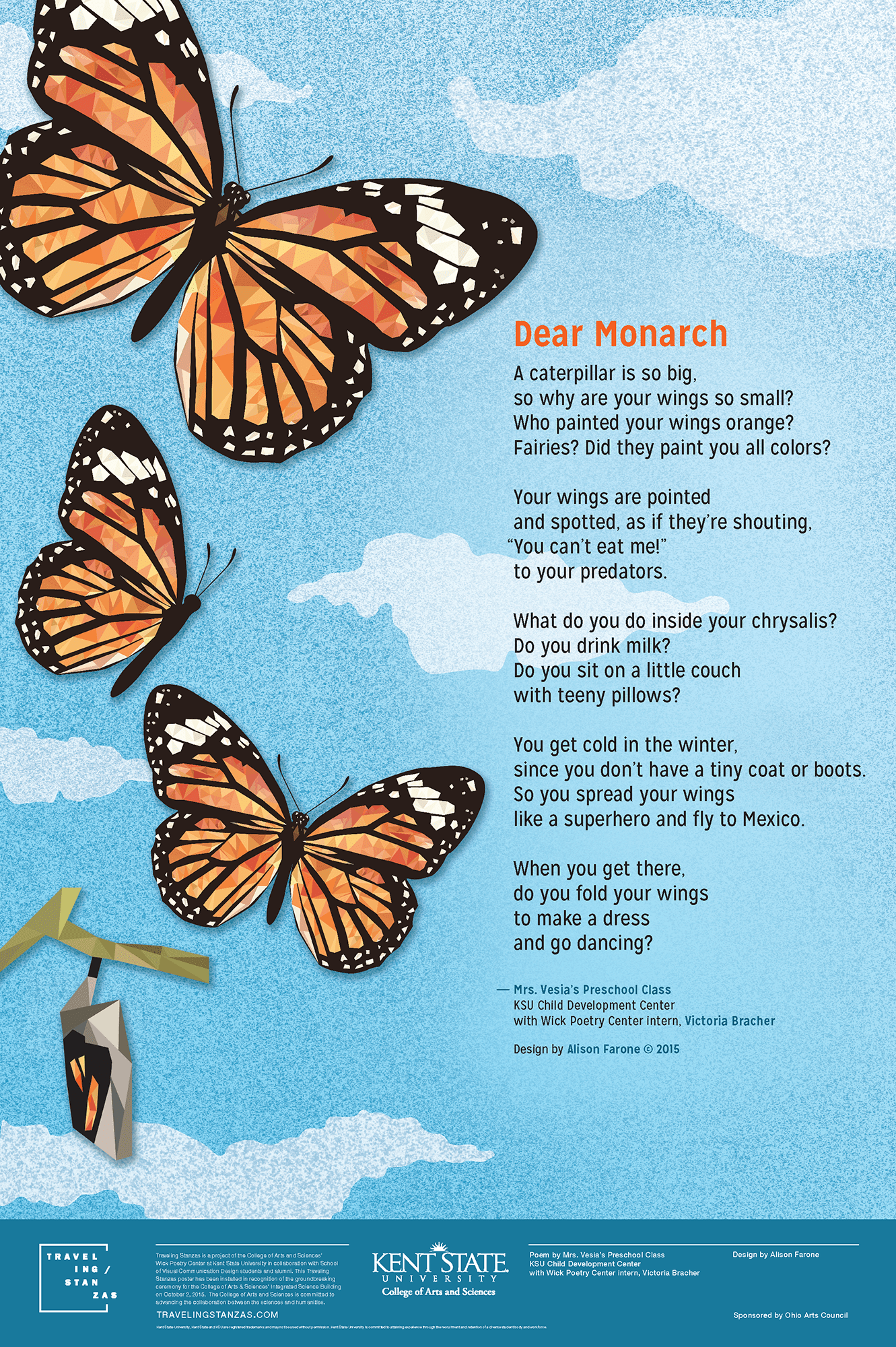 DearMonarch-VesiaClass-Poster