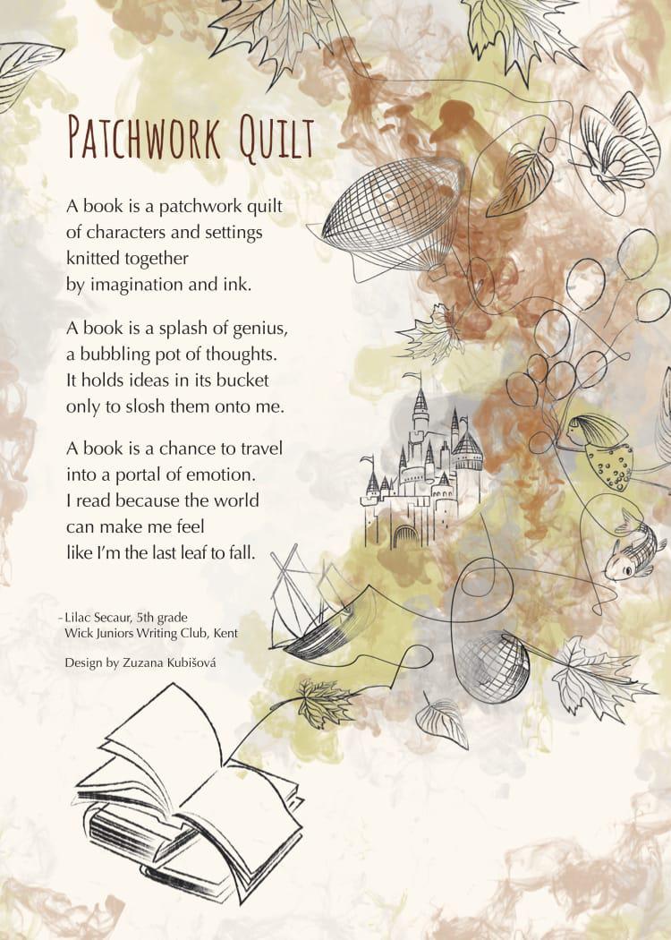 PatchworkQuilt-Secaur-Poster