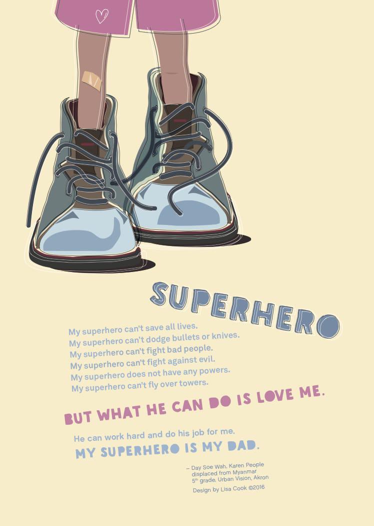 Superhero-Wah-Poster