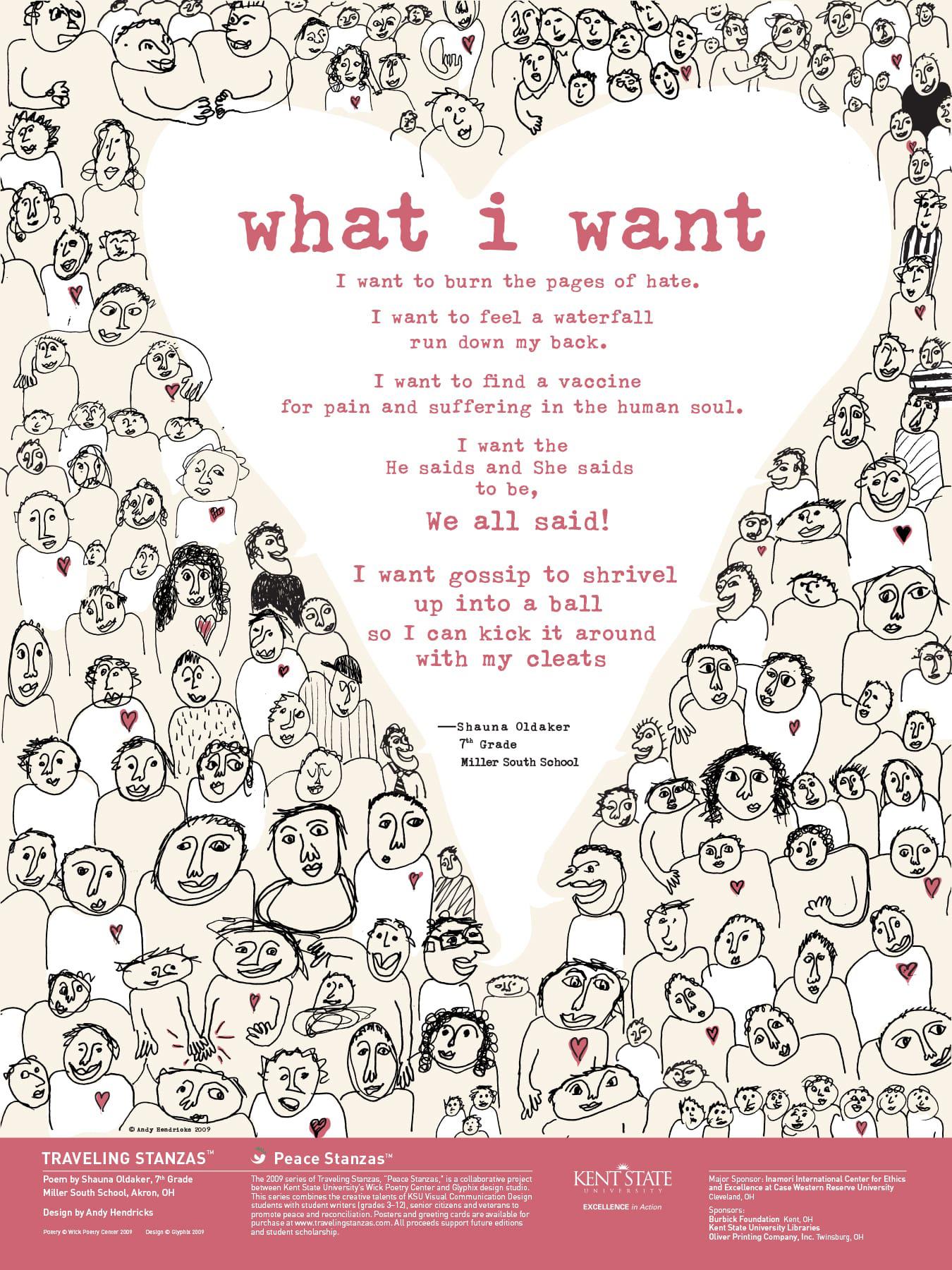 WhatIWant-Oldaker-Poster