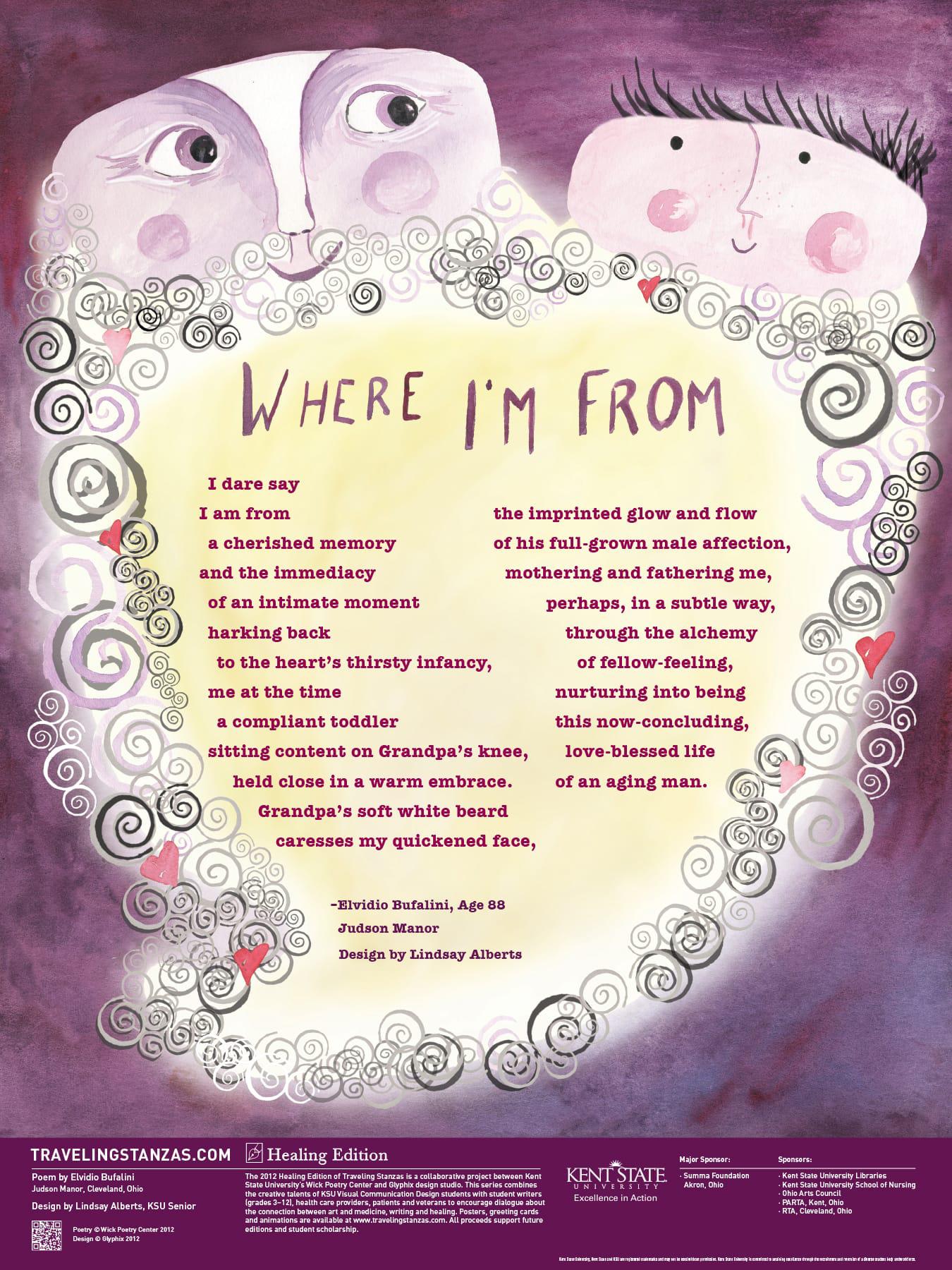 WhereImFrom-Bufalini-Poster